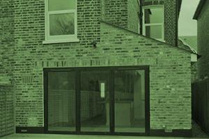 Case study - steelwork in renovation, East Dulwich