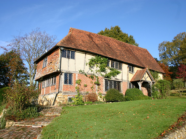 Listed building – Pilbeams, Kent
