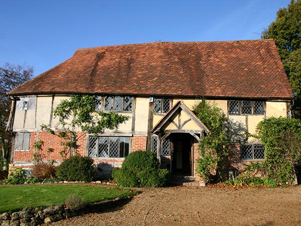 Listed building – Pilbeams, Kent