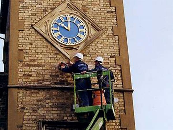 Restoring listed building – Waterman's Square, Penge, SE20