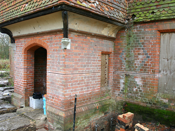 Listed building - Weald House, Kent