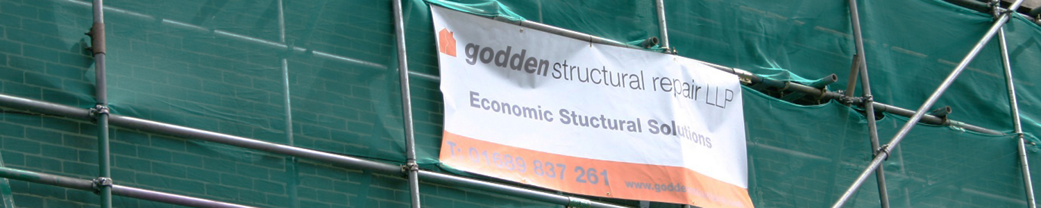 Godden Structural Repair Specialists – building repairs in South East London