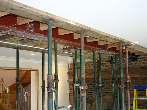 Services - structural repairs and steelwork in Dulwich